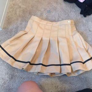 Nasty gal tennis skirt